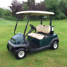 CLUB CAR Precedent 48V, 2 seats, anno 2007