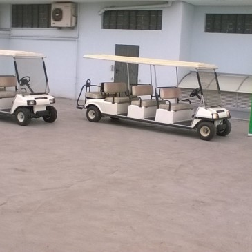 CLUB CAR DS Villager 8 seats, anno 2008 – 4pz in stock