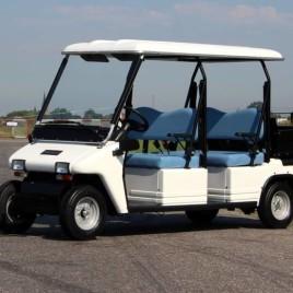 MELEX 963H, 4 seats, 48V – usato 2015/targato/IN PRONTA CONSEGNA!