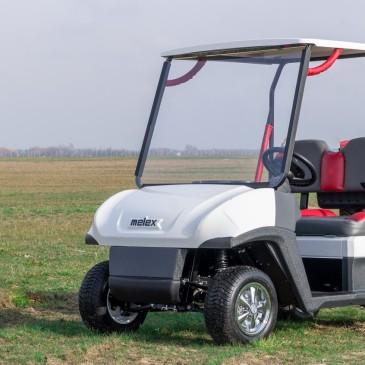 Melex 427 Golf, 2 seats, 48V – nuovo non targabile
