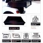 rear cargo box steel