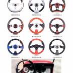 steering wheels 4