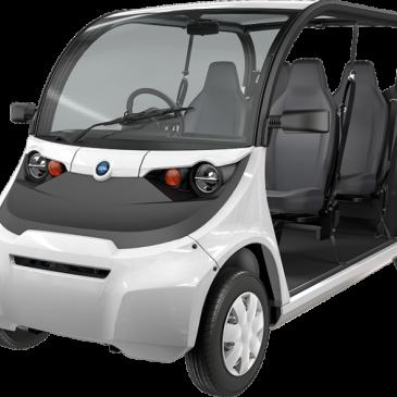 New GEM E4 72V, 4seats – nuovo da immatricolare
