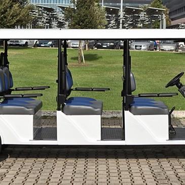 Melex 378, 6+2 seats, 48V – nuovo non targabile