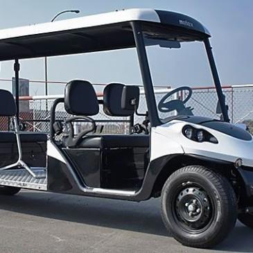 Melex 329, 'trasporto disabili', 4 seats, 48V – nuovo non targabile