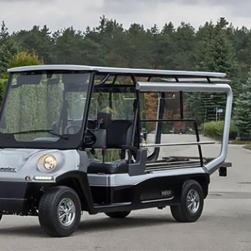 Melex 469, 'carro funebre', 2 seats, 48V – nuovo non targabile