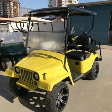 EZ-GO TXT 36V Jeep version