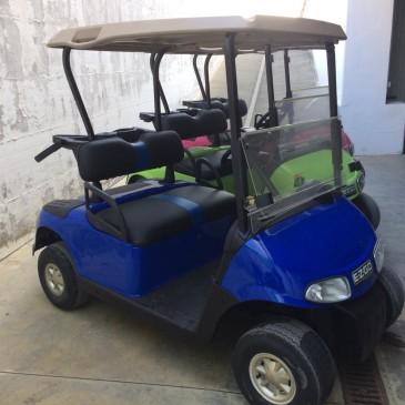 Ezgo RXV 2 seats, 48V blu