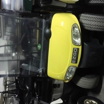 Ezgo RXV 2 posti, 48V yellow