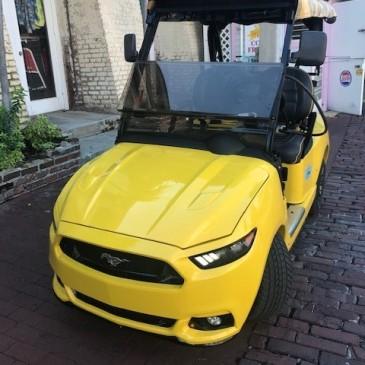 Clubcar Mustang version